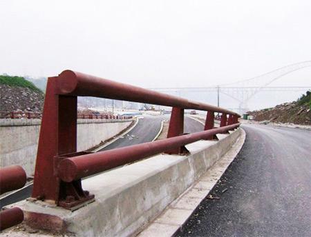 高速公路防撞栏杆