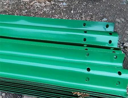 喷塑护栏立柱