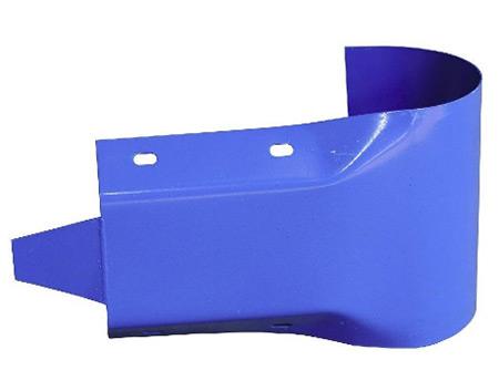 喷塑端头(蓝色)