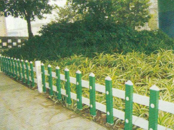PVC草坪围栏
