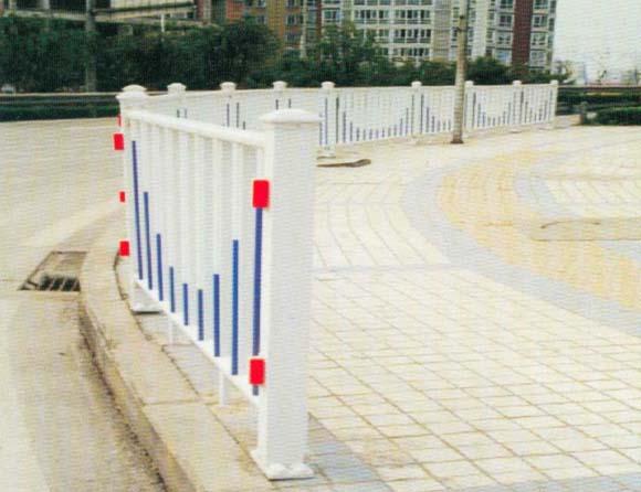 PVC护栏栏杆