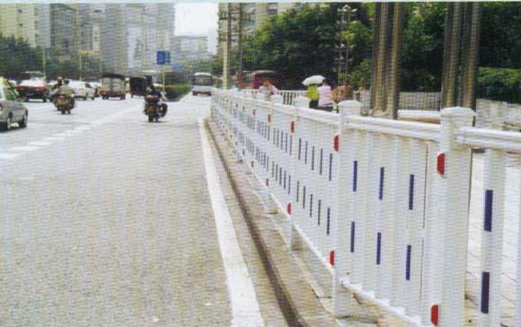 PVC道路栏杆