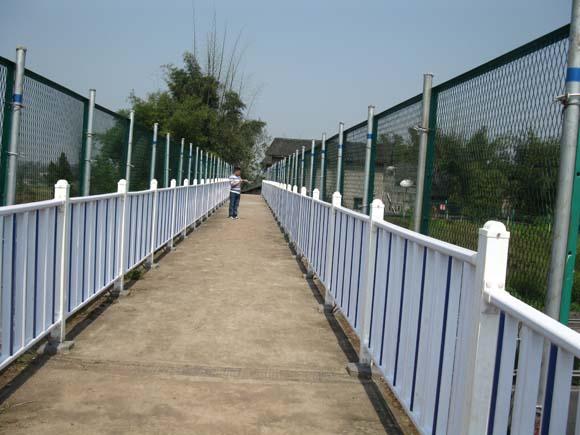 PVC塑钢道路栏杆