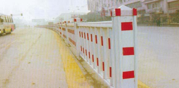 PVC道路塑钢护栏